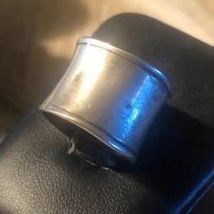Silpada Wide Band Ring